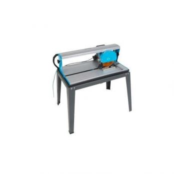 Table Tile Saw 180mmx22.2×2.2 w/Blade 600W Table:682x394mm