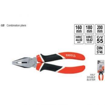 Combination Pliers 7″ Yato Brand