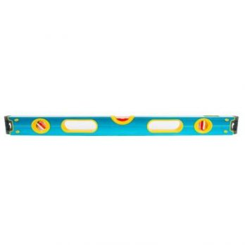 Aluminium Levels 3Vials with Magnet Oxide Blue Colour