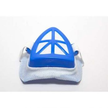 Plastic Dust Mask Replaceable Filter Blue Color Starex Brand ST22215