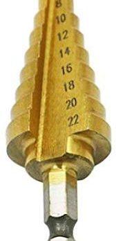 2667-12 hss step drill