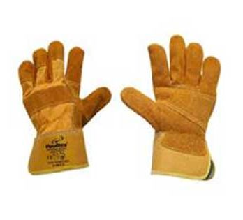 HAND GLOVES VUALTEX YELLOW NHO
